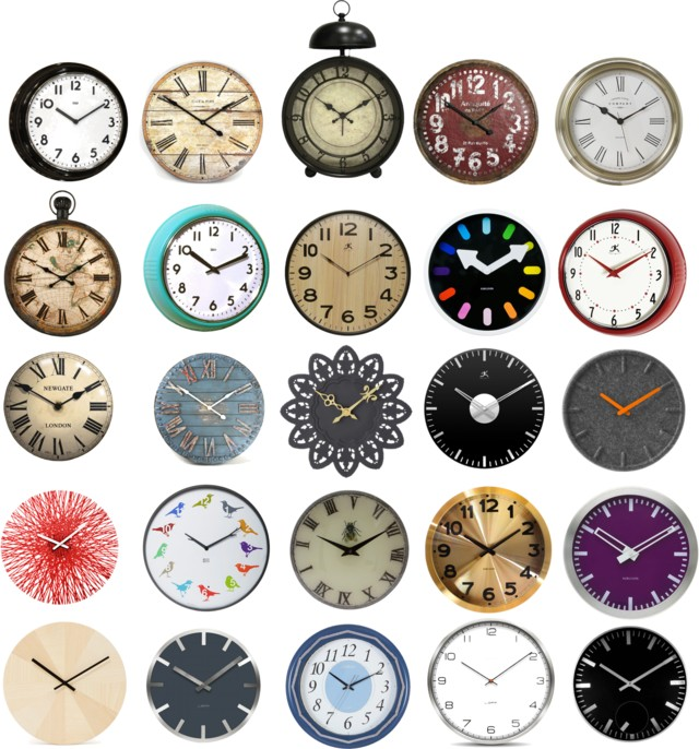 Clock Photography!