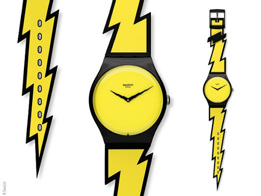 Swatch – Lightning Flash