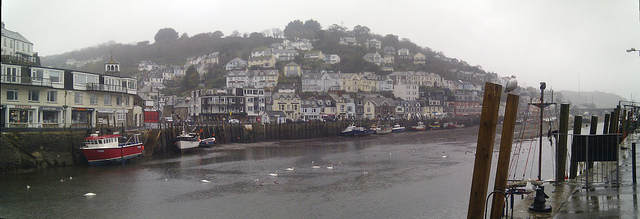 Cornwall in the Rain – Photography