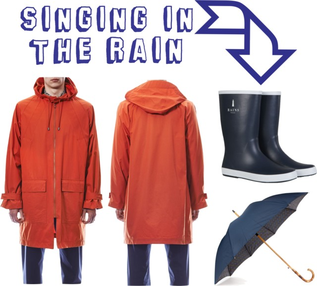 Clothes for Rainy Weather