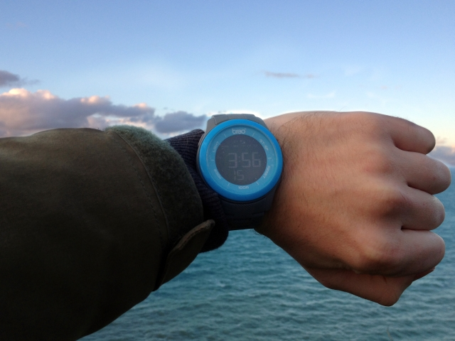 Christmas Gifts For Surfers #1 - Breo Watch - Wild Tide