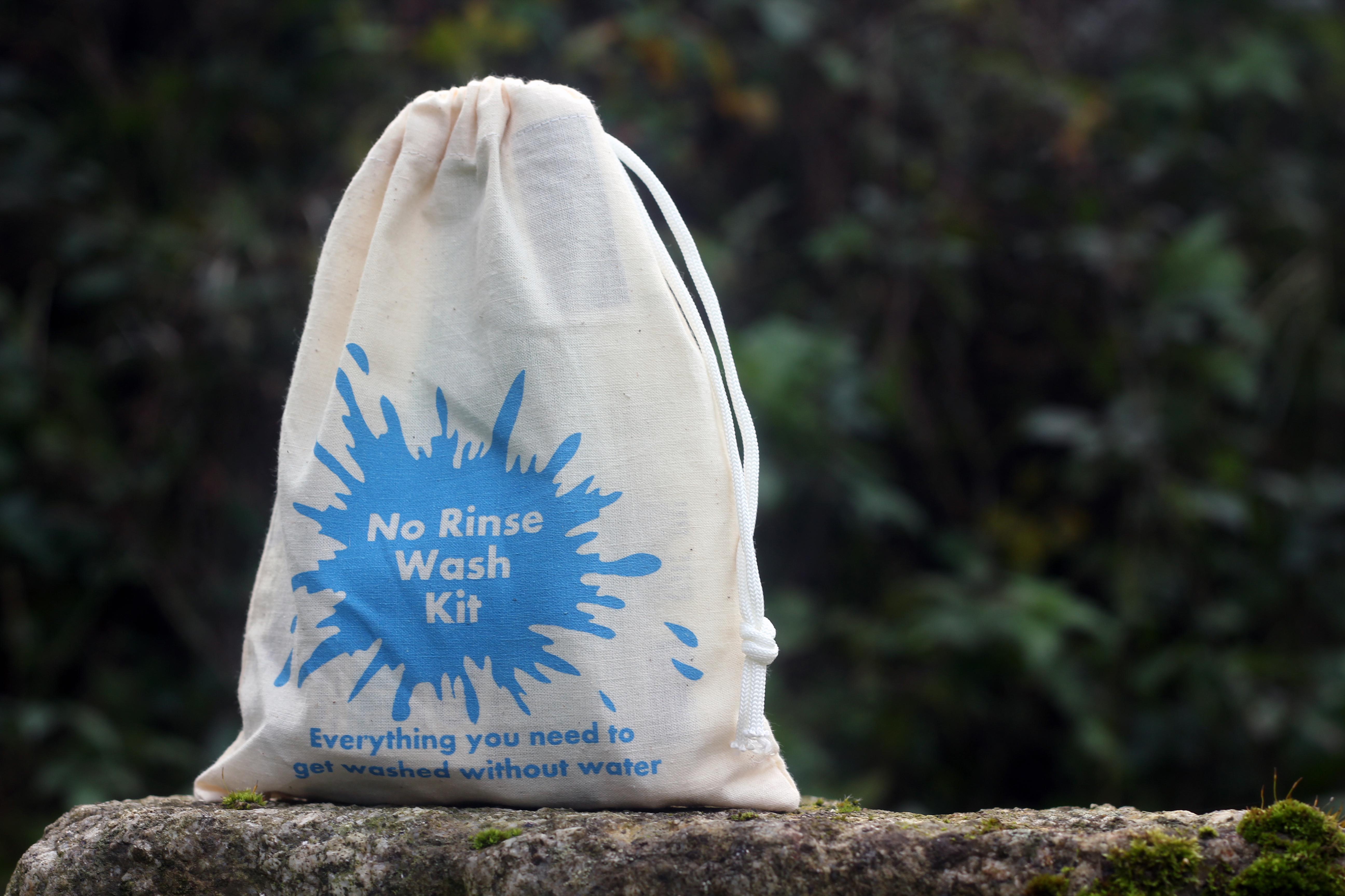 Wash kit bag