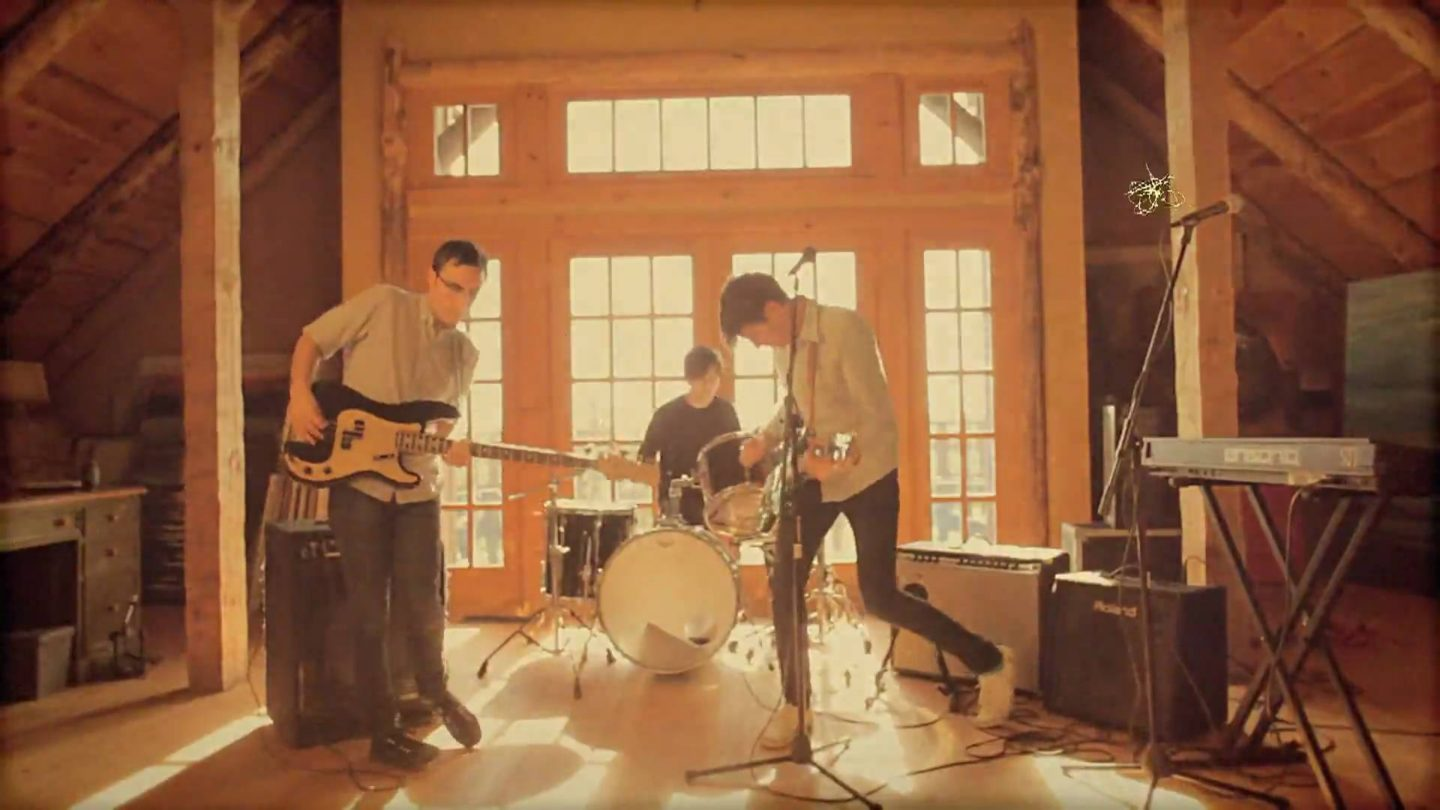 Three On Thursday – The Pains of Being Pure At Heart