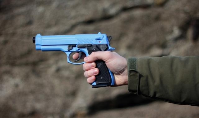 BB Airsoft Gun