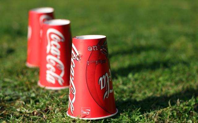 Coke Cup Target