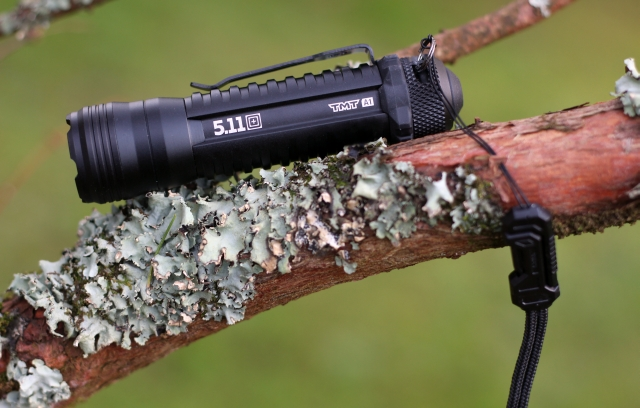5.11 Tactical TMT A1 Torch Review – Big Things In Small Packages