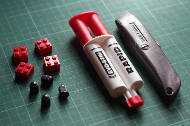 Lego Dust Caps