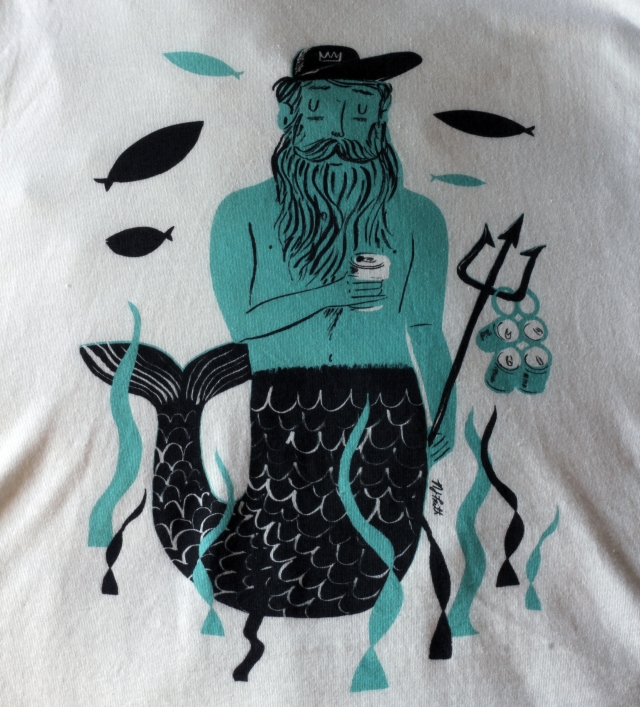 Crazy Water T shirt
