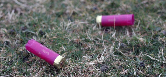 Used Shotgun Shells