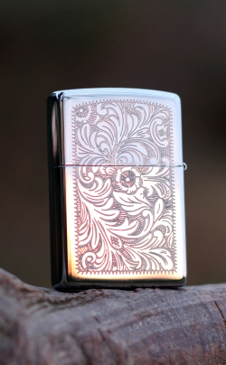 The Zippo Venetian Lighter – A Classic