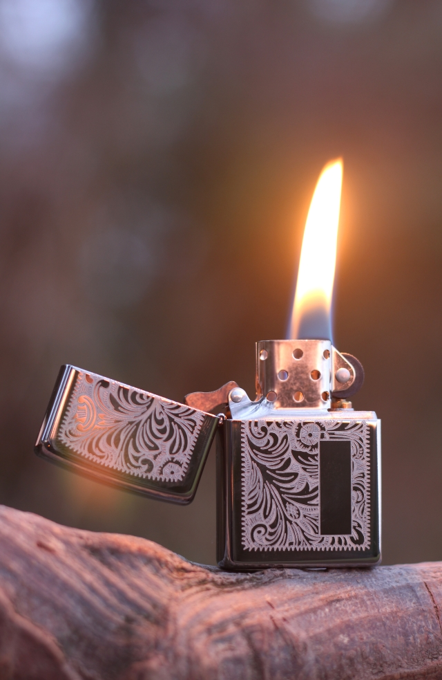 The Zippo Venetian Lighter