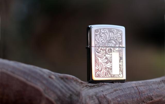 Zippo Lighter Venitian