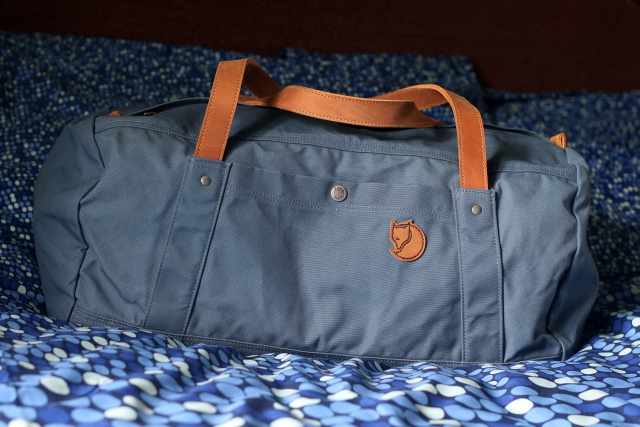 Packing The Fjall Raven No. 4 Duffel Bag For A Short Trip Away