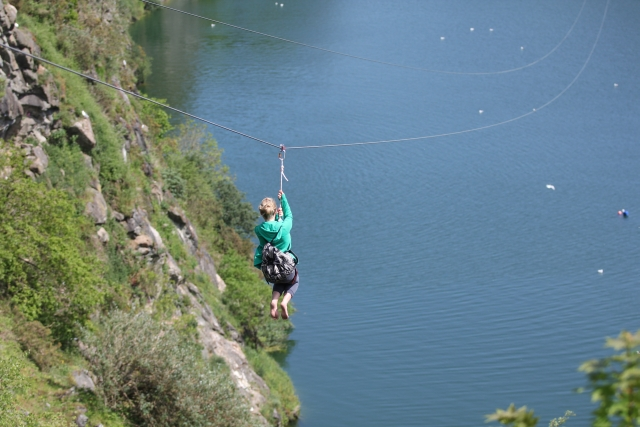 Does Adrenalin Quarry Live Up To Its Name?