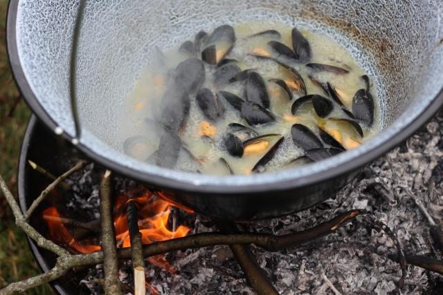 Kotlich, Cider & Mussels