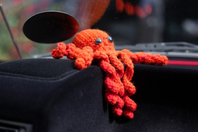 VW T4 Mascot Octopus