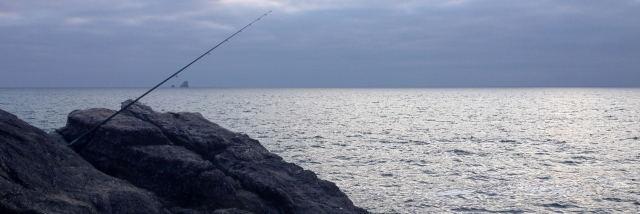 Cornish shoreline