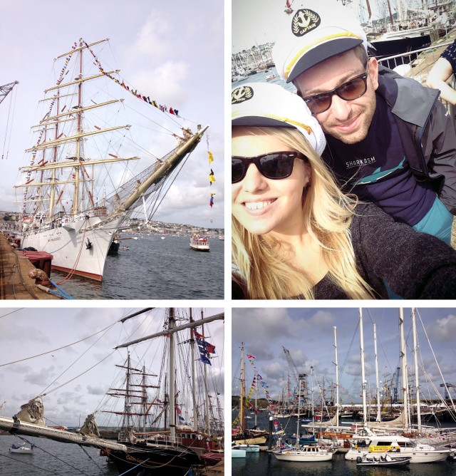 Falmouth Tallships 2014