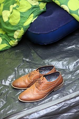 Leather Brogues Joe Browns