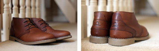 Orwell Country Desert Boot Chatham