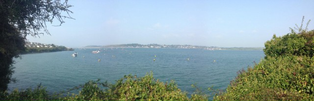 Padstow Camping View