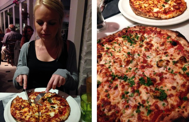 Padstow Pizza