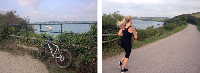 Running Camel Trail Padstow