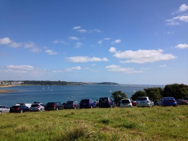 Sunday Tallships Falmouth 2014