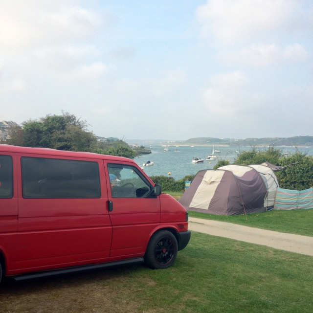 VW T4 Camping