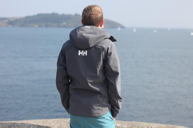 Falmouth Tallships 2014 – Helly Hansen Windblock Softshell