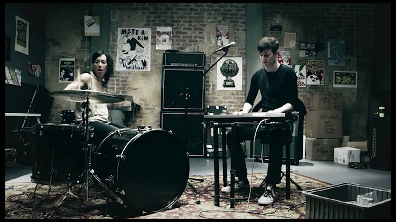 Three on Thursday – Matt and Kim