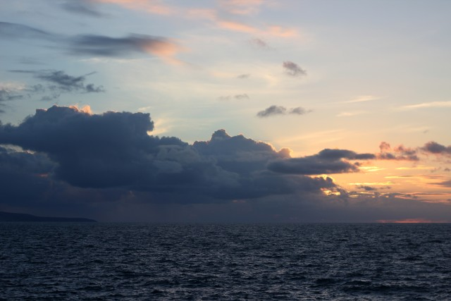 Cornwall North Coast Sunset