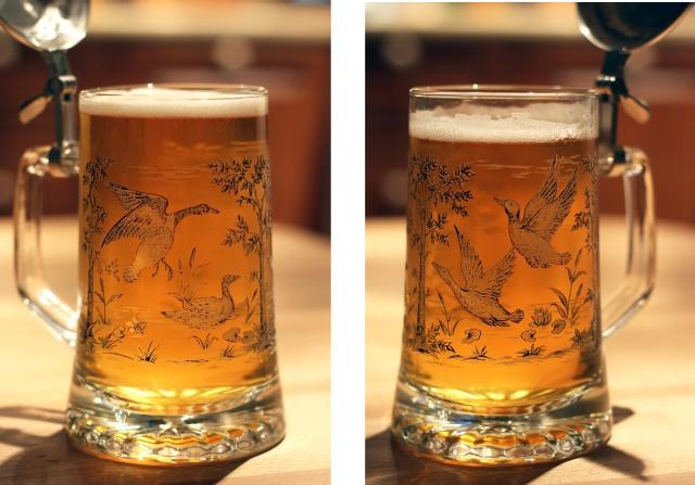 Duck Beer Stein
