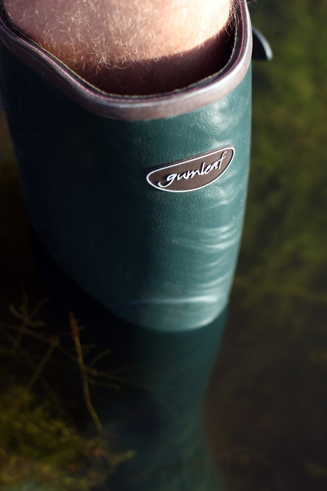 Gumleaf Wellington Boots