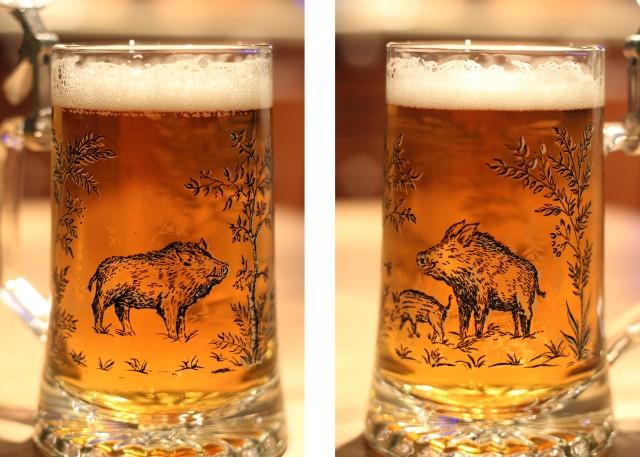 Bore Beer Stein