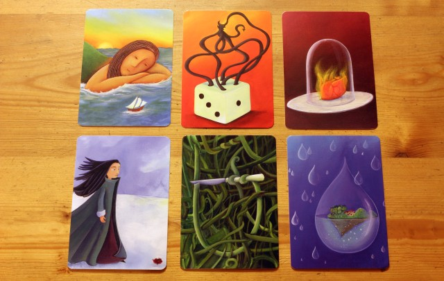 Dixit Boardgame Cards