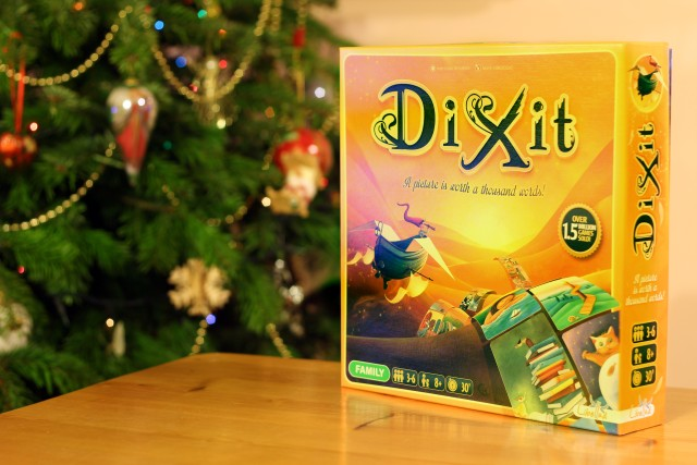 Dixit Boardgame