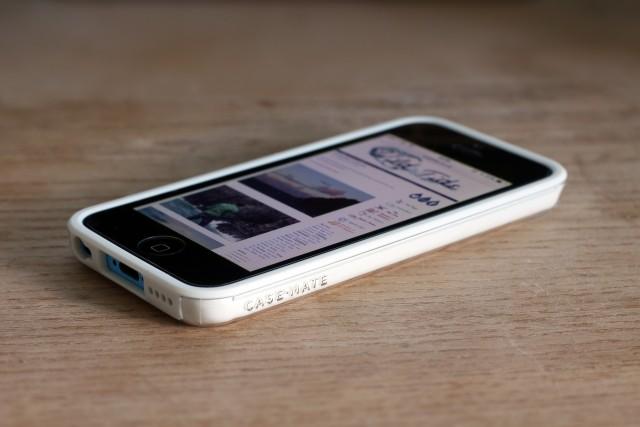 Iphone 5c CaseMate