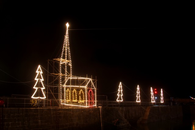 Mousehole Lights 2014