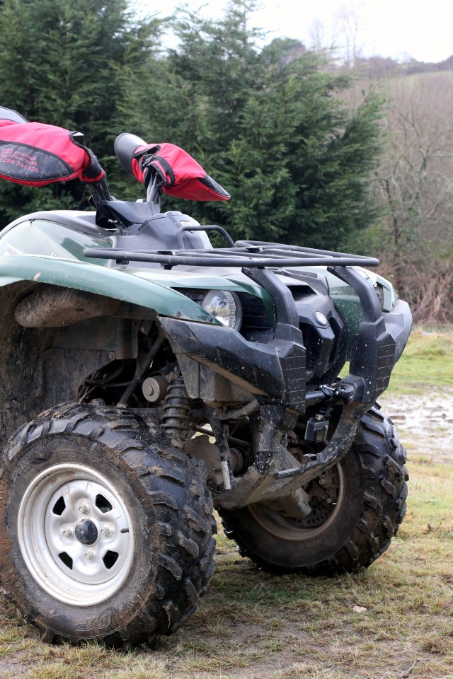 Flymount GoPro Quad Bike
