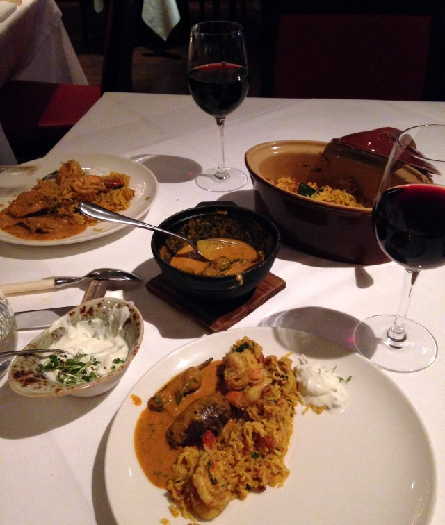London Trip – Part Four – Moti Mahal Indian Restaurant, Covent Garden