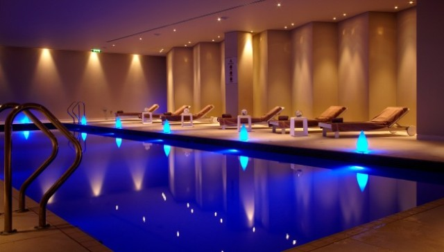 Park Plaza London Westminster Mandara Spa Pool