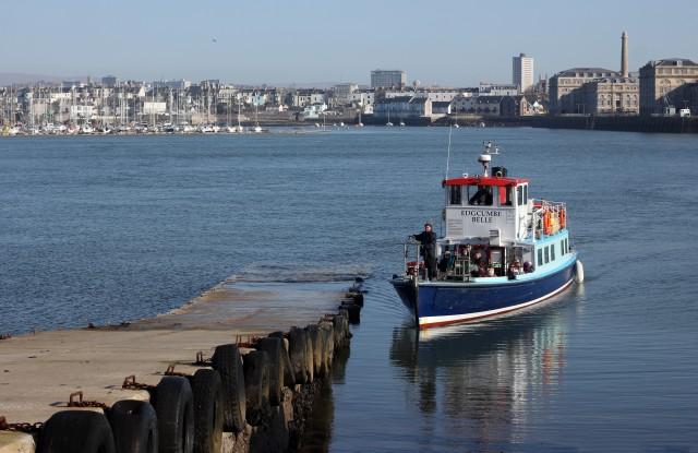 Mount Edgecumb Ferry