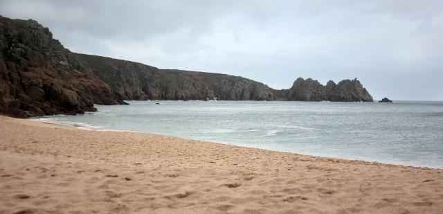 Cornwall Beach Porthcurno