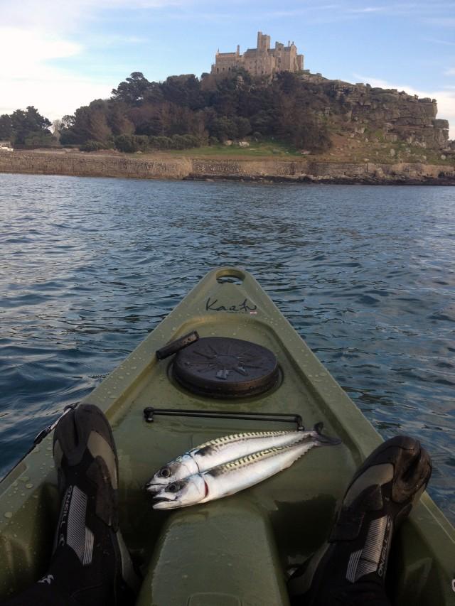 Fatyak Fish St Michaels Mount
