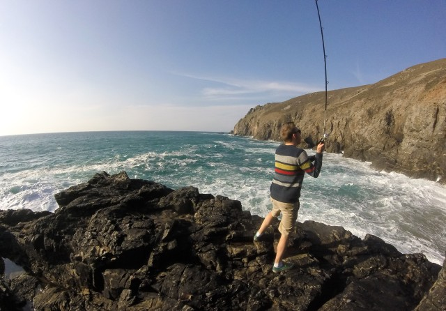 Wheal Coates Cornwall Fishing
