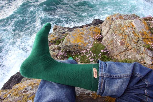 A Weekend in Bamboo Socks!