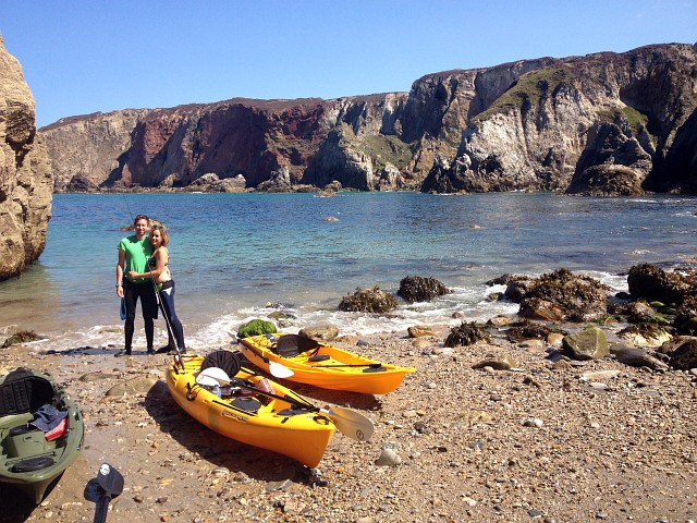 Epic North Coast Kayak Trip – Part One