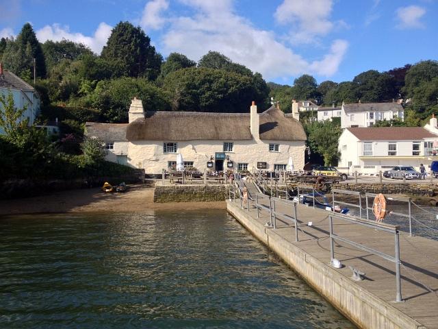 Pandora Inn Kayak Cornwall