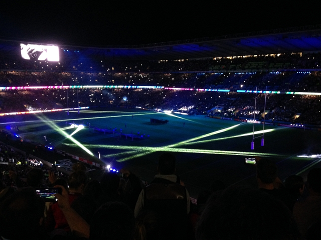 2015 Rugby World Cup Twickenham